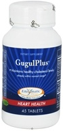 Enzymatic Therapy - GugulPlus - 45 Tablets CLEARANCE PRICED