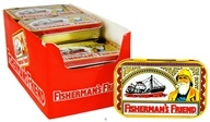 Image of Fisherman's Friend - Menthol Cough Suppressant Lozenges Original Extra Strong - 35 Lozenges