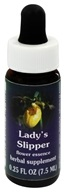 Flower Essence Services - Lady's Slipper Flower Essence - 0.25 oz., from category: Flower Essences
