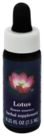 Flower Essence Services - Lotus Flower Essence - 0.25 oz., from category: Flower Essences
