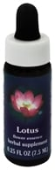Flower Essence Services - Lotus Flower Essence - 0.25 oz. (782932120321)