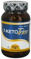 Country Life - 7-KetoTrim - 60 Vegetarian Capsules by Country Life