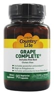Grape Complete with Pine Bark - 90 Capsules