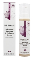 Derma-E - Deep Wrinkle Reverse Serum with Peptides Plus - 2 oz. (030985007251)