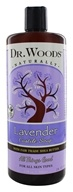 Dr. Woods - Liquid Castile Soap with Fair Trade Shea Butter Lavender - 32 oz.