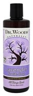 Dr. Woods - Shea Vision Castile Soap With Organic Shea Butter Soothing Lavender - 16 oz.
