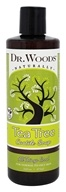 Dr. Woods - All Natural Eco-Friendly Castile Soap Pure Tea Tree - 16 oz.