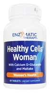 Enzymatic Therapy - Healthy Cells Breast - 60 Tablets