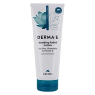 Derma-E - Itch Relief Lotion with Tea Tree, E and Chamomile - 6 oz.