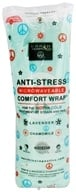 Image of Earth Therapeutics - Anti-Stress Microwaveable Comfort Wrap Lavender Chamomile