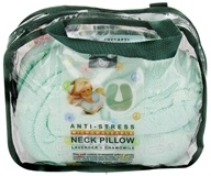 Earth Therapeutics - Anti-Stress Microwaveable Neck Pillow (073377040771)
