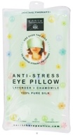 Image of Earth Therapeutics - Anti-Stress Silk Eye Pillow