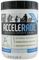 Endurox - Accelerade Advanced Sports Drink 4:1 Carbohydrate Protein Formula Mountain Berry - 2.06 lbs. (605439074815)