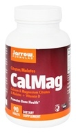 Image of Jarrow Formulas - CalMag Citrates Malates Formula - 90 Vegetarian Tablets