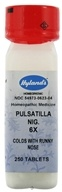 Hylands - Pulsatilla 6 X - 250 Tablets - $6.95