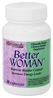 Interceuticals Inc. - BetterWOMAN - 40 Capsules by Interceuticals Inc.