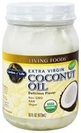 Image of Garden of Life - Extra Virgin Coconut Oil - 16 oz.