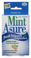 Rainbow Light - Mint Asure Fresh Breath - 160 Capsules formerly Health Asure (021888114047)