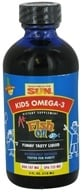 Image of Health From The Sun - PFO A+ Kids Pure Fish Oil - 4 oz.