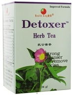 Image of Health King - Detoxer Herb Tea - 20 Tea Bags