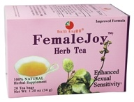 Health King - Female Joy Herb Tea - 20 Tea Bags - $5.03