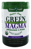 Green Foods - Green Magma USA Organic - 11 oz. (083851204667)
