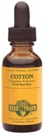 Image of Herb Pharm - Cotton Extract - 1 oz.