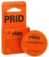 Hylands - Smiles Prid Drawing Salve - 18 Grams, from category: Homeopathy
