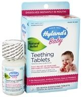 Hylands - Teething Tablets - 135 Tablets, from category: Homeopathy