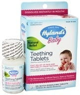 Hylands - Teething Tablets - 135 Tablets (354973312715)