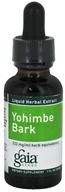 Gaia Herbs - Yohimbe Bark - 1 oz. CLEARANCED PRICED
