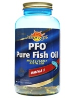 Health From The Sun - PFO Pure Fish Oil Orange Flavor - 180 Fish Softgel(s)