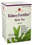 Health King - Kidney Fortifier Herb Tea - 20 Tea Bags by Health King