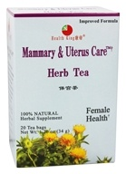 Image of Health King - Mammary & Uterus Care Herb Tea - 20 Tea Bags