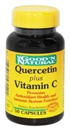 Good 'N Natural - Quercetin Plus Vitamin C - 50 Capsules Formerly Non-Citrus Bioflavonoid