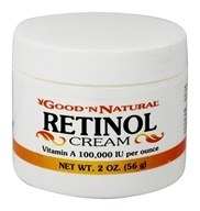 Good 'N Natural - Retinol Cream Vitamin A 100000 IU - 2 oz. - $3.12