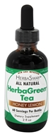 HerbaSway - HerbaGreen Tea Honey Lemon - 2 oz.