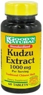 Image of Good 'N Natural - Kudzu Extract 1000 mg. - 60 Tablets