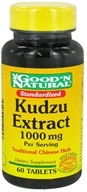Good 'N Natural - Kudzu Extract 1000 mg. - 60 Tablets - $5.13