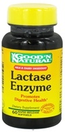 Good 'N Natural - Lactase Enzyme - 60 Softgels