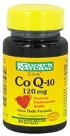Image of Good 'N Natural - CoQ-10 120 mg. - 30 Softgels