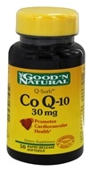 Good 'N Natural - CoQ-10 30 mg. - 50 Softgels - $4.42