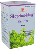 Health King - Stopsmoking Herb Tea - 20 Tea Bags, from category: Teas