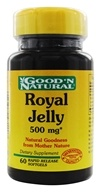 Good 'N Natural - Royal Jelly 500 mg. - 60 Softgels (074312471407)