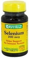 Good 'N Natural - Selenium 200 mcg. - 100 Tablets, from category: Vitamins & Minerals