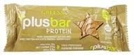 Greens Plus - Protein Bar Natural Peanut Butter - 2 oz. by Greens Plus