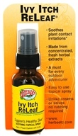 Herbs Etc - Ivy Itch ReLeaf Professional Strength - 1 oz., from category: Herbs