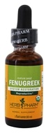 Herb Pharm - Mature Seed Fenugreek Liquid Extract for Reproductive System Restoration - 1 fl. oz.