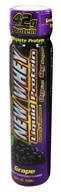 New Whey - Liquid Protein 42g Grape Flavor - 3.1 oz.