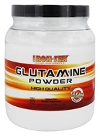 Iron Tek - Essential Glutamine Monohydrate Powder - 2.4 lbs. by Iron Tek
